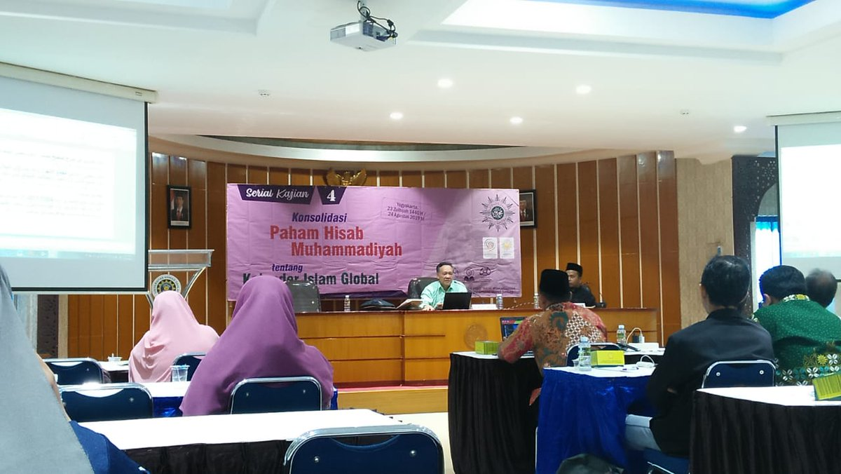 Prinsip prinsip Kalender Islam Global Menurut Prof. Syamsul Anwar ...